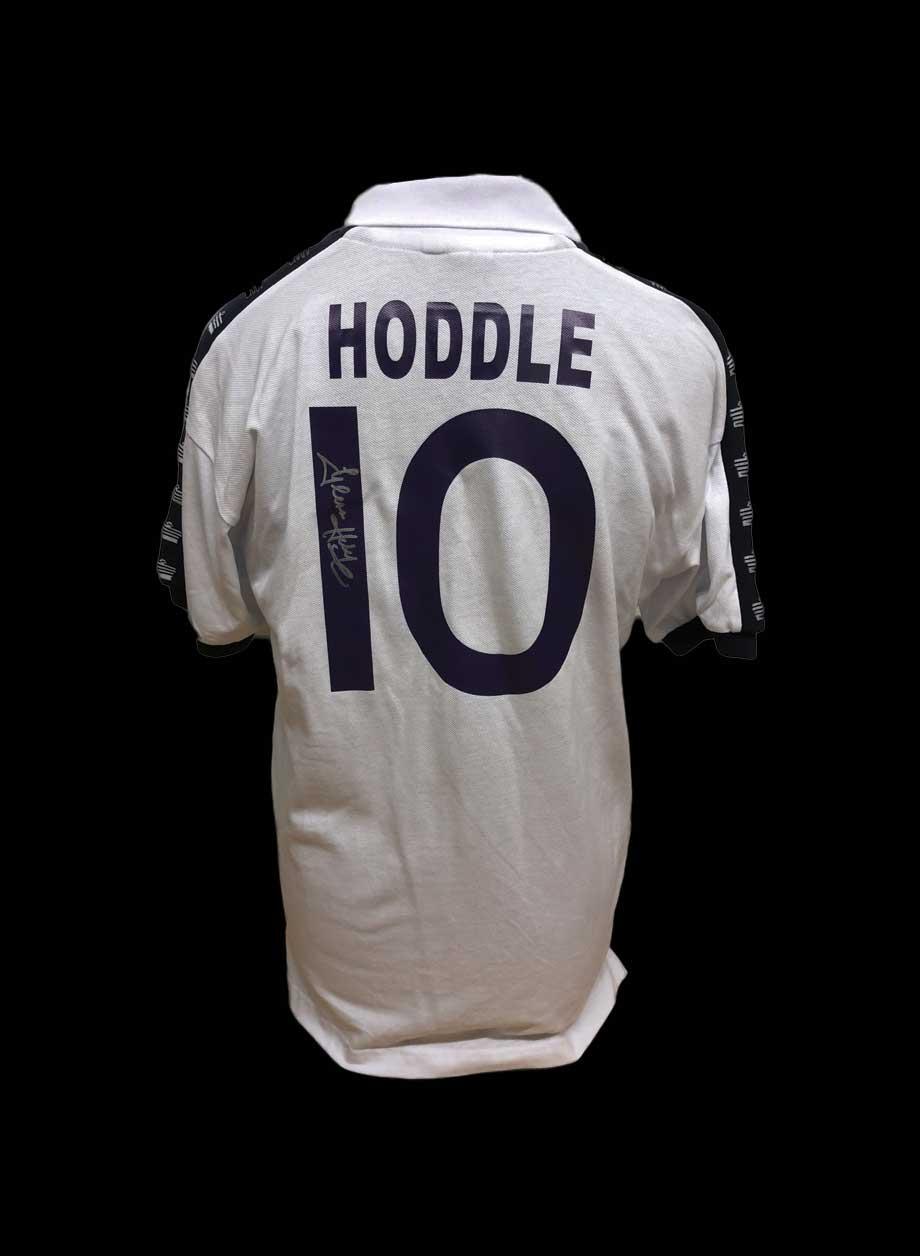 pretty nice 174db 8790e Glenn Hoddle signed Tottenham 1978 shirt.