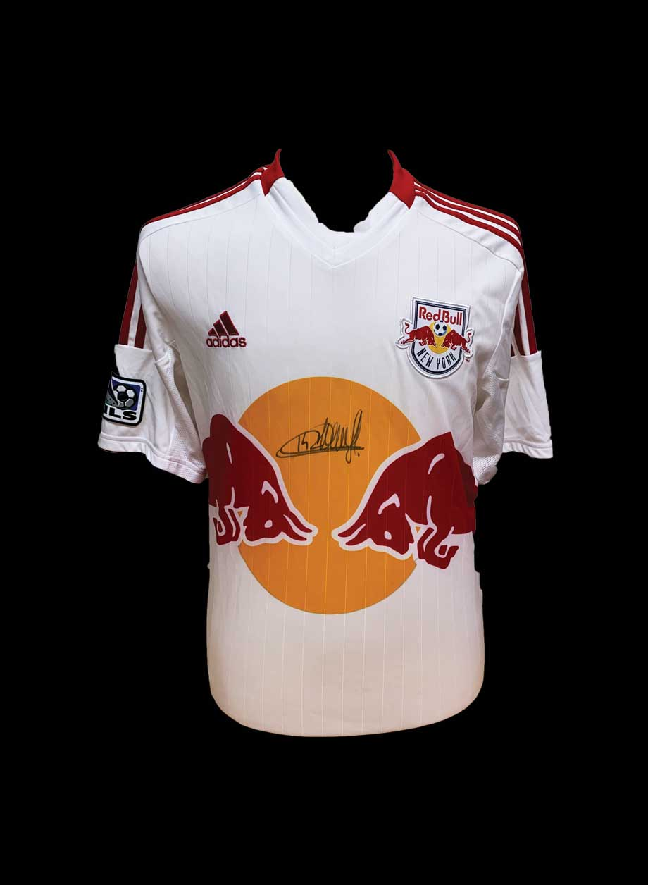 new product 80360 11305 Thierry Henry signed New York Red Bulls shirt